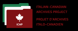 Italian-Canadian Archive Project